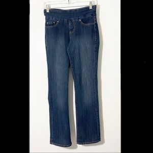 Jag Jeans Pull on Bootcut Jeans Size 2